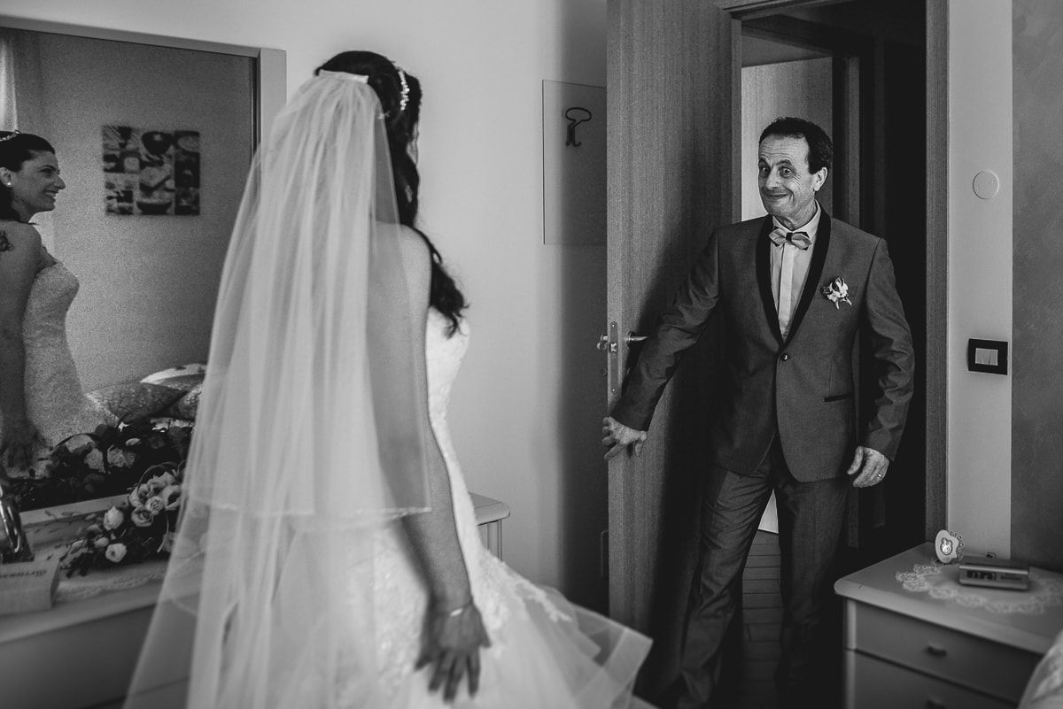 reportage emozionale di matrimonio
