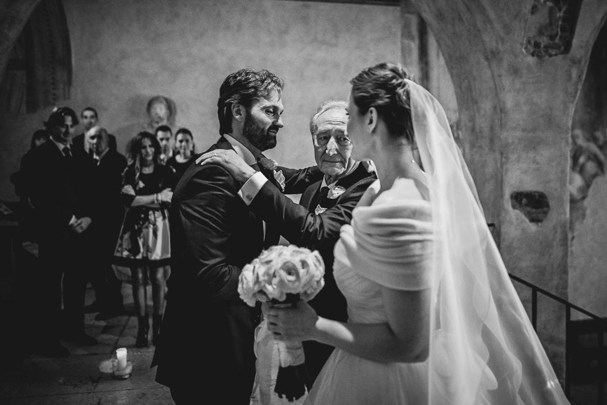 fotografo reportage emozionale di matrimonio