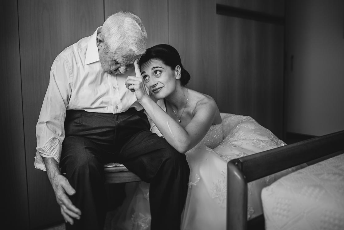 Nicola Cuapiolo - La fotografia | L'amore per i nonni