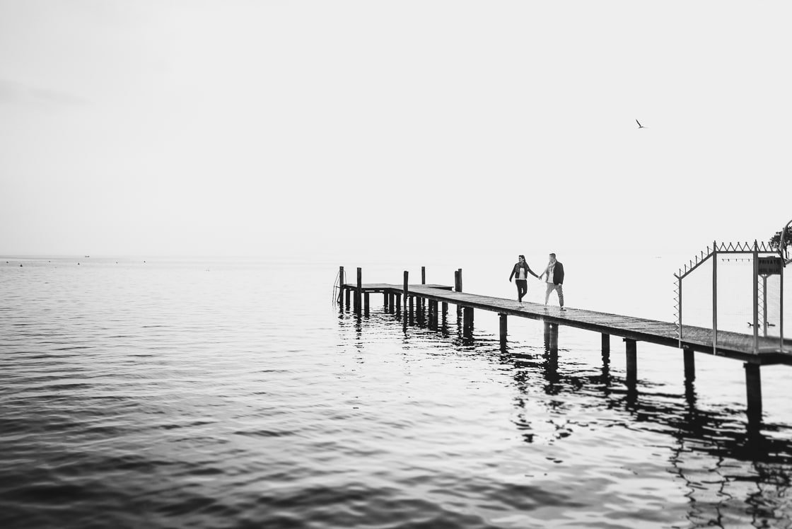 Nicola Cuapiolo - Foto di coppia | Michela & Luca | Lago di Garda