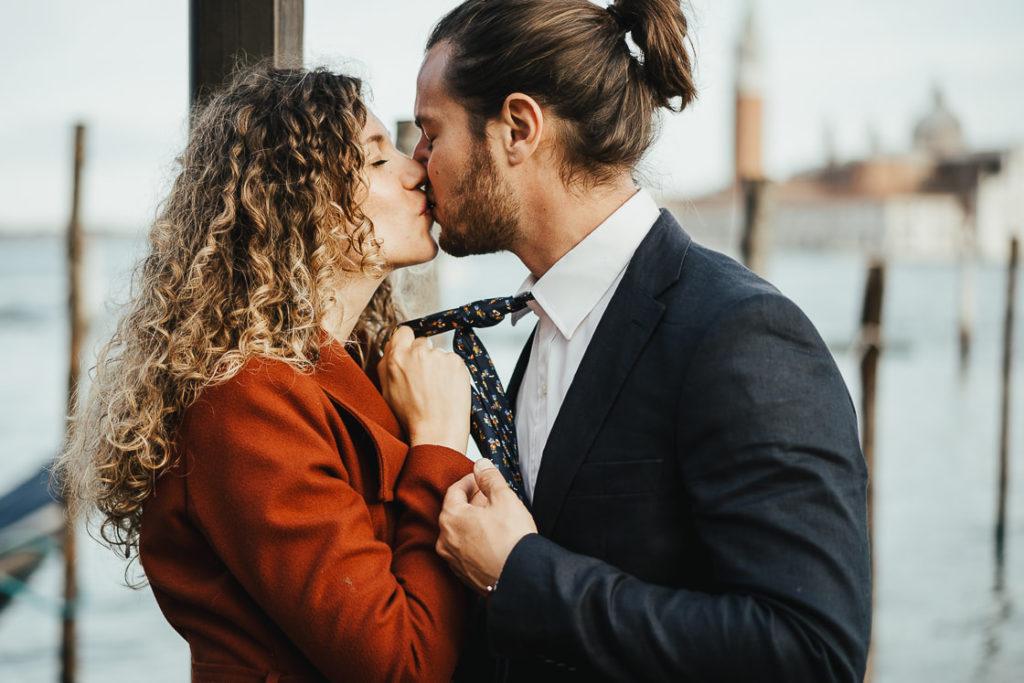 Nicola Cuapiolo - Foto di coppia a Venezia   Laura & Stefano