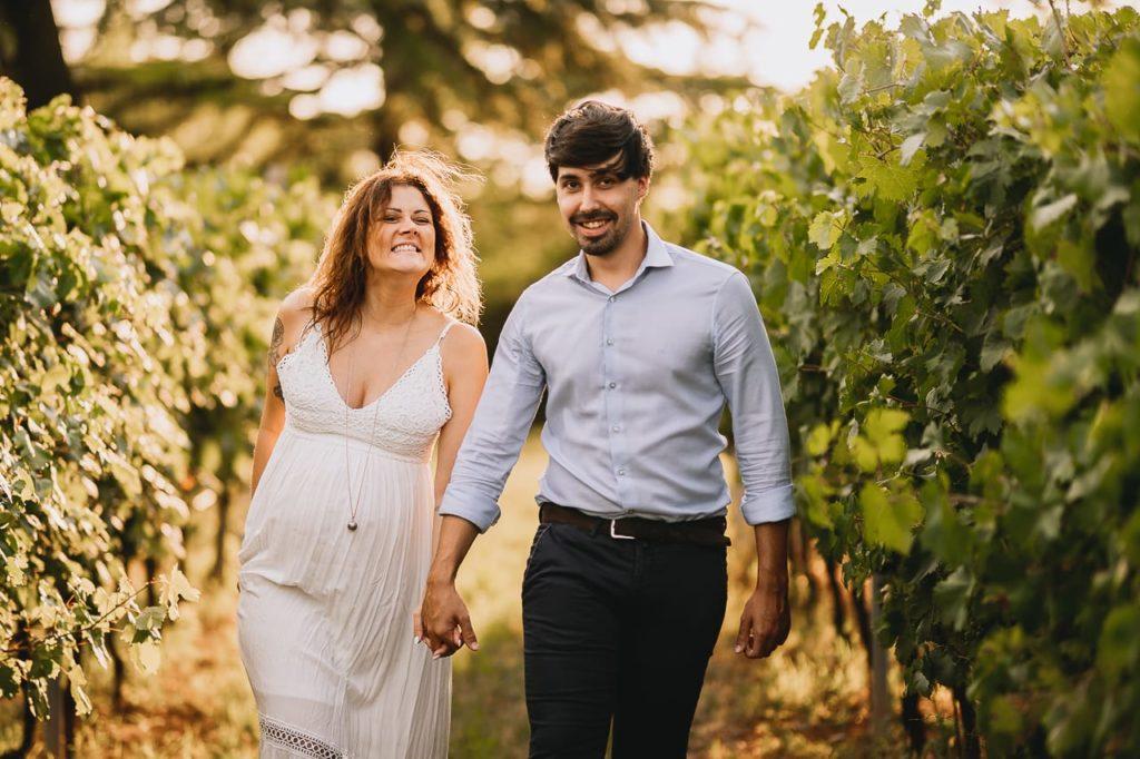 Nicola Cuapiolo - Fotografo Maternity Verona | Irene & Marco